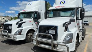 hemo logistics windsor trucks